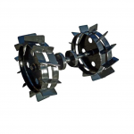 Plieniniai ratai SR420